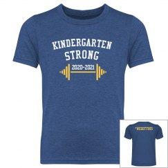 Kindergarten Strong!