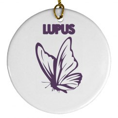Lupus Ornament