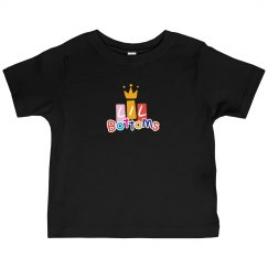 Lil Bottoms Toddler Tee
