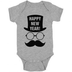 Happy New Year's Baby Gentleman