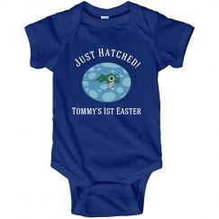 Little Boy 1st Easter