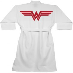 Wonder Woman Spa Robe Gift