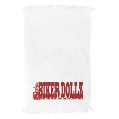 Biker Dollz Towel