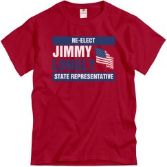 State Rep Election Tee
