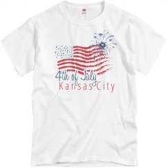 KC 4th of July - Gray