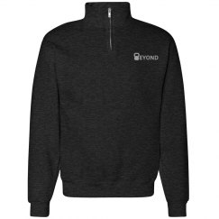 Stadium Half Zip (Dark Grey)