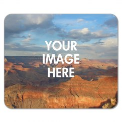 Custom Photo Upload Mousepad Gift