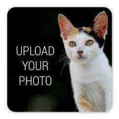 Custom Pet Photo Upload Magnet
