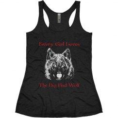 Big Bad Wolf Tank