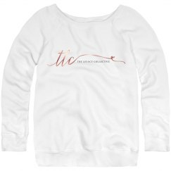 TLC Wideneck Sweatshirt