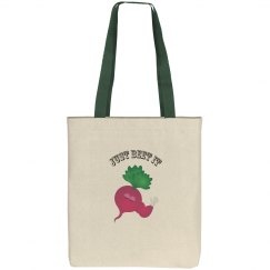 Just Beet It tote