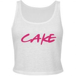 Cake tee