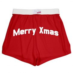Merry Xmas Cheer Shorts
