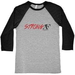 Strong AF Raglan