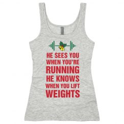 Christmas Work Out