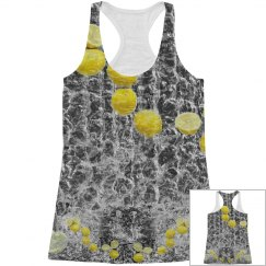 Refreshing Lemon Tank