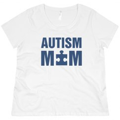 Autism Awareness Proud Mom
