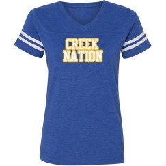 Creek Nation Team shirt