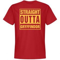 Straight outa Gryffindor