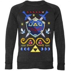Gamer Pixel Sweater