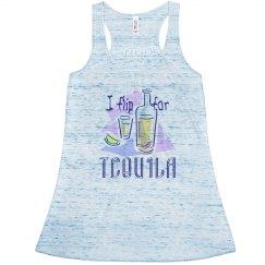 I Flip For Tequila