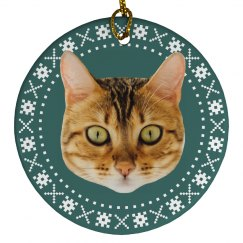 Cute Pet Photo Upload Christmas