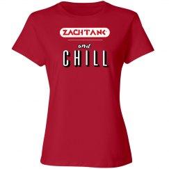 Womens Zach Tank & Chill