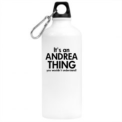 Andrea thing