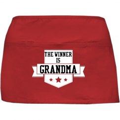 Winner is grandma