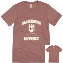 Whitley Performance Maximum Effort-Logo