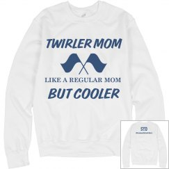 PERSONALIZED COOL MOM SWEATSHIRT