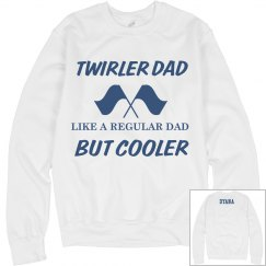 PERSONALIZED COOL DAD SWEATSHIRT