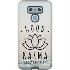 Good Karma Custom Phone Case