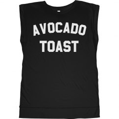 Avocado Toast Muscle Tee