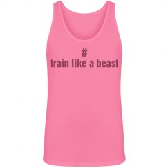 Hashtag Workout Tank