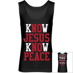 Know Jesus How Peace Kids