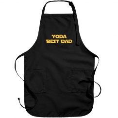 Yoda Best Grilling Dad