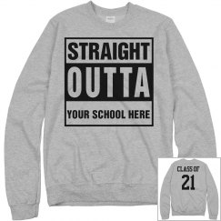 Graduate Sweatshirt '19