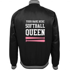 Custom Softball Queen