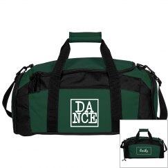 Emily's dance bag