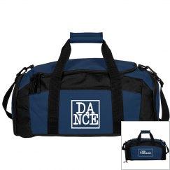 Allison's dance bag