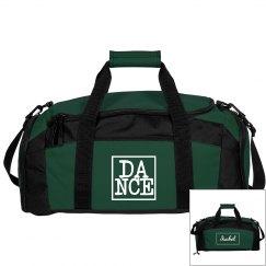 Isabel's dance bag