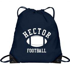 Hector football bag