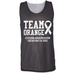 Team Orange Pinnie
