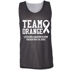 Team Orange Pinnie