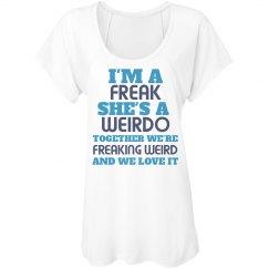 Freakin Weird