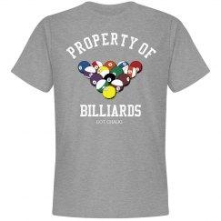 Funny Billiards shirt