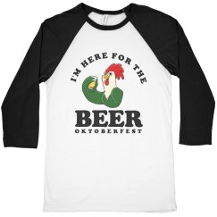 Chicken Dance And Beer