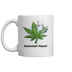 Swamprat Farms coffee mug