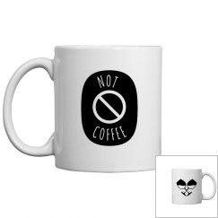 Funny Coffee Wine Mug